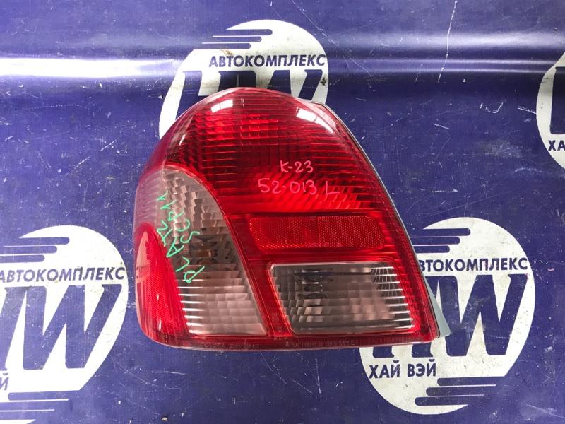 Стоп Toyota Platz SCP11 1SZ левый (б/у)