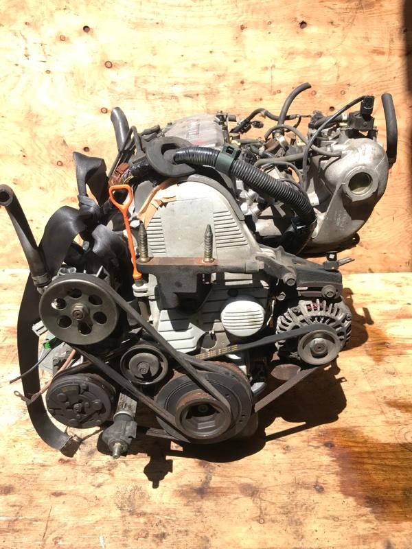 Двигатель Honda Hr-V GH3 D16A 2000 (б/у)