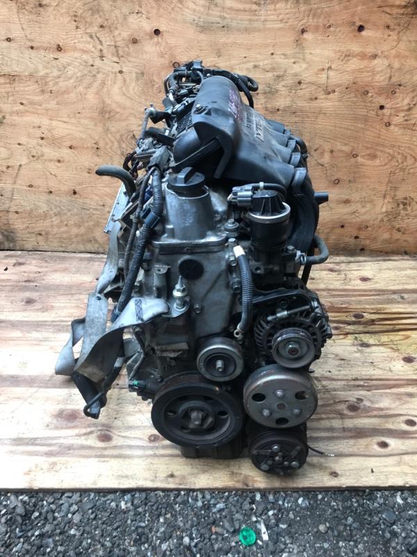 Двигатель Honda Fit GD3 L15A (б/у)
