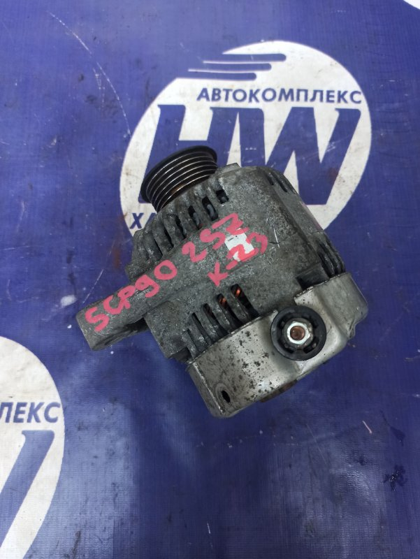 Генератор Toyota Vitz SCP90 2SZ (б/у)