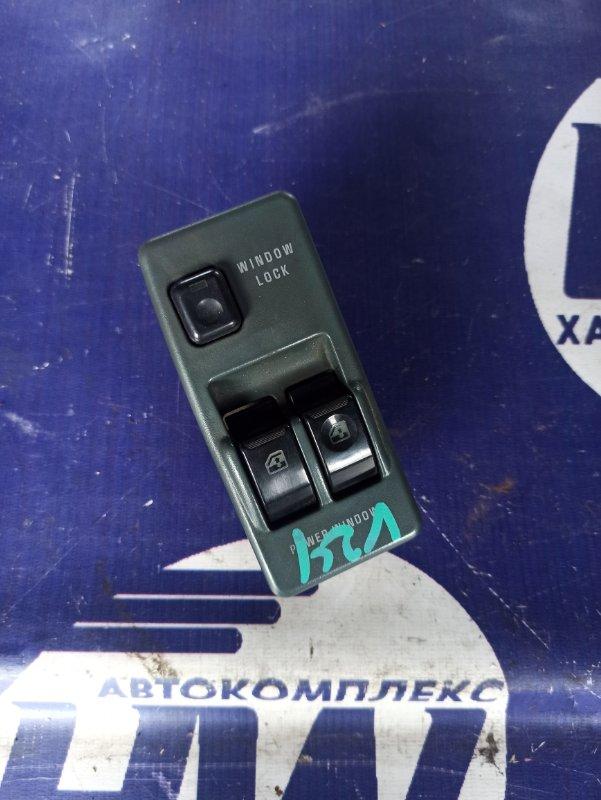Блок упр. стеклоподъемниками Mitsubishi Pajero V24 4D56 передний правый (б/у)