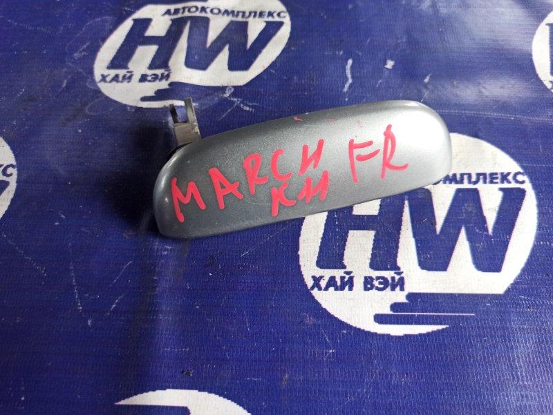 Ручка двери внешняя Nissan March K11 CG10 правая (б/у)