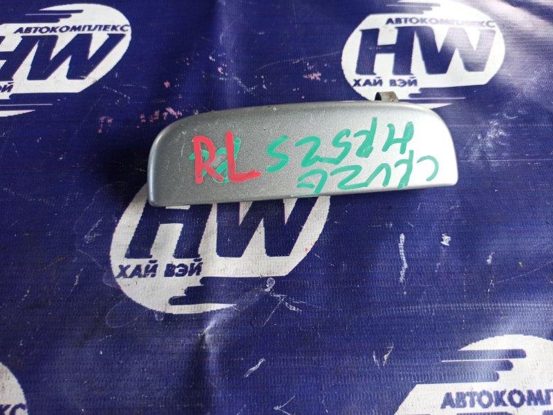 Ручка двери внешняя Suzuki Chevrolet Cruze HR52S M13A задняя левая (б/у)