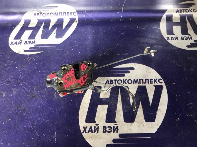 Замок двери Toyota Hiace RZH133 2RZ передний правый (б/у)