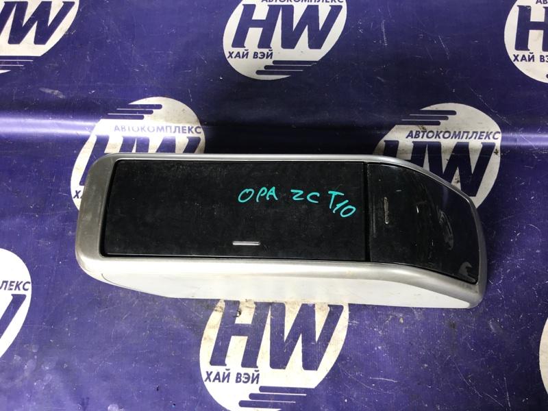 Бардачек между сиденьями Toyota Opa ZCT10 1ZZ (б/у)