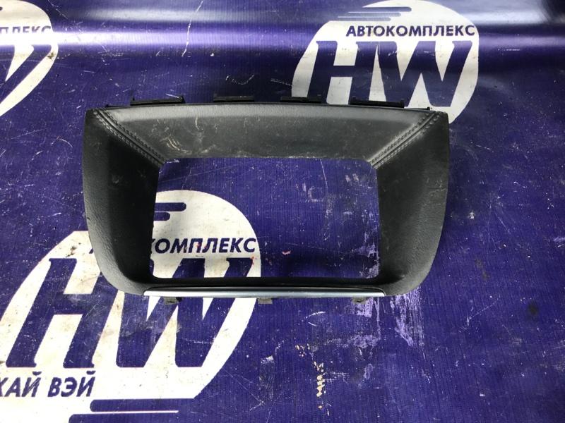 Консоль магнитофона Mazda Cx-5 KE2FW SH (б/у)