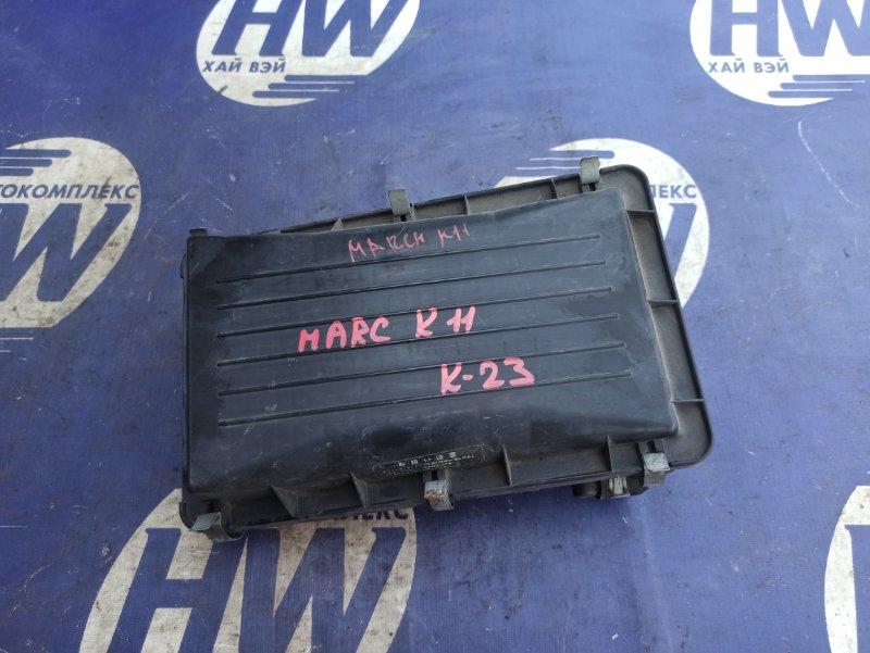 Корпус воздушного фильтра Nissan March K11 CG10 (б/у)