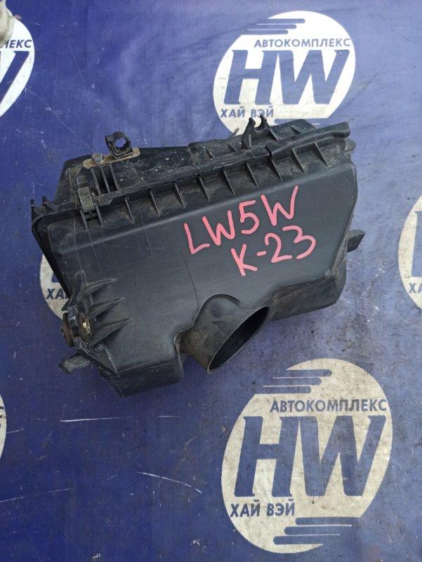 Корпус воздушного фильтра Mazda Mpv LW5W GY (б/у)