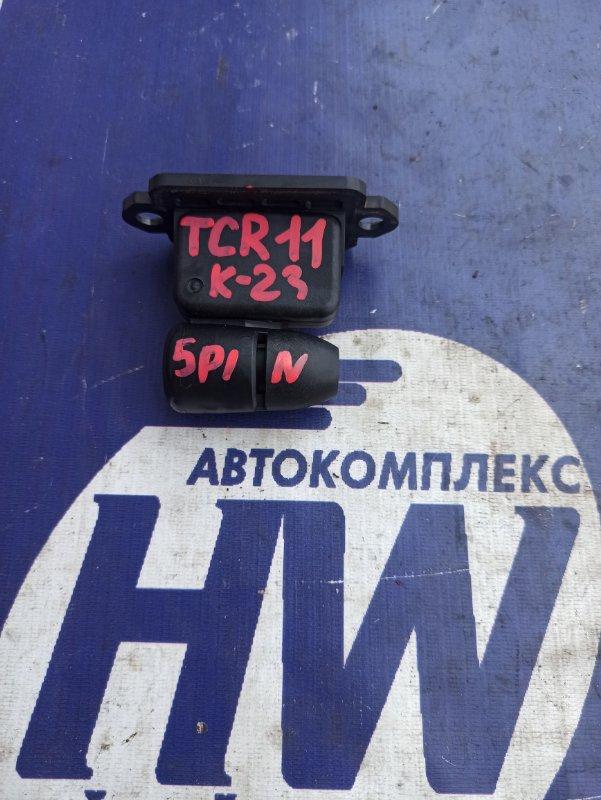 Датчик расхода воздуха Toyota Estima TCR11 2TZFZE (б/у)