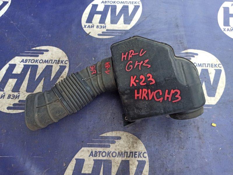 Патрубок воздушного фильтра Honda Hr-V GH3 D16A (б/у)