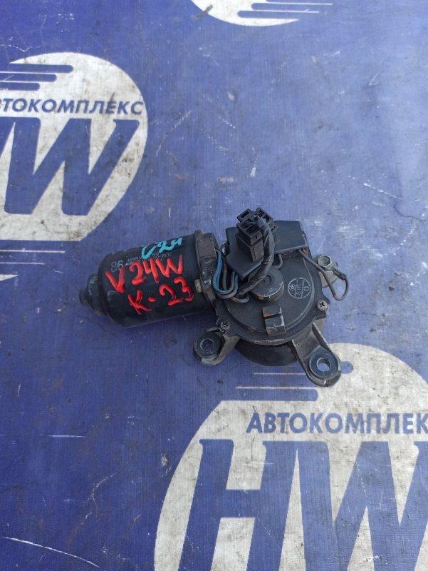 Мотор дворников Mitsubishi Pajero V24 4D56 (б/у)
