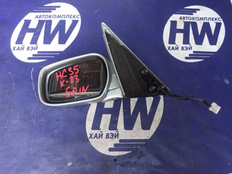 Зеркало Nissan Laurel HC35 RB20DE левое (б/у)