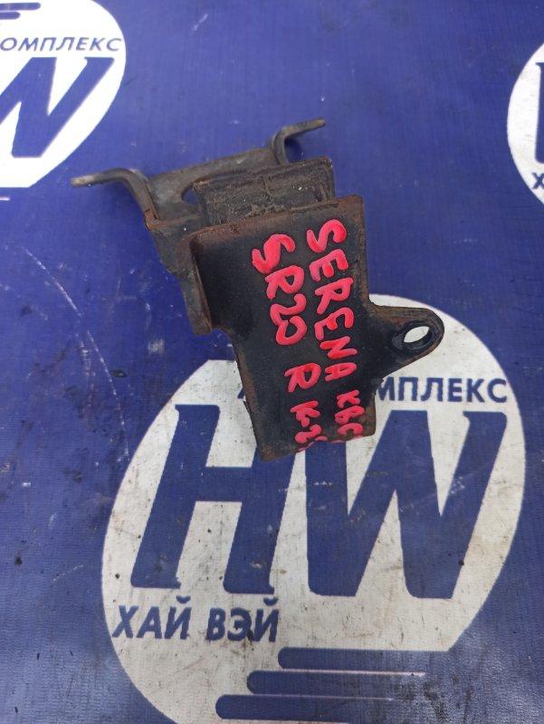 Подушка двс Nissan Serena KBC23 SR20DE правая (б/у)