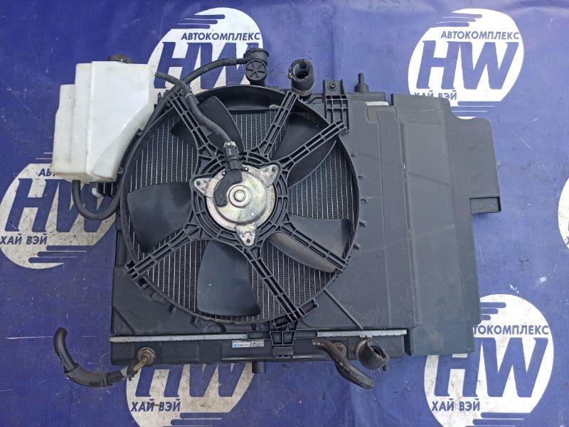 Радиатор Nissan Cube YGZ11 HR15 (б/у)