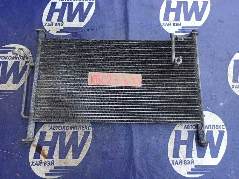 Радиатор кондиционера Nissan Serena KBC23 SR20DE (б/у)