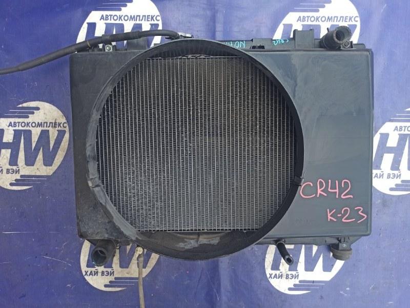 Радиатор Toyota Noah KR42 7K 2000 (б/у)