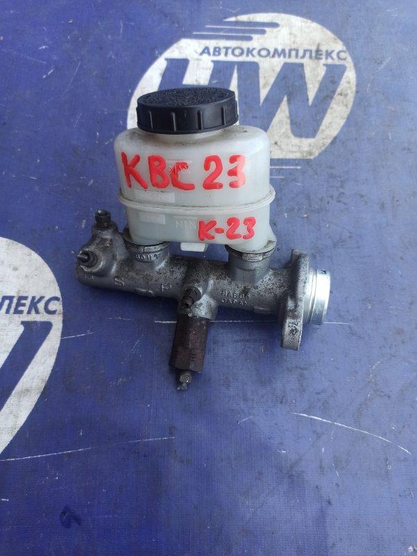 Главный тормозной цилиндр Nissan Serena KBC23 SR20DE (б/у)