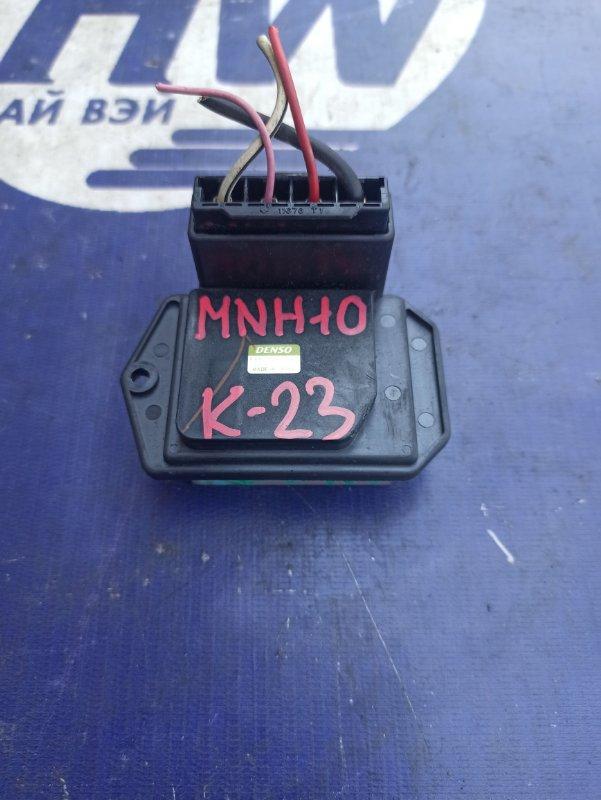 Реостат Toyota Alphard MNH10 1MZ (б/у)