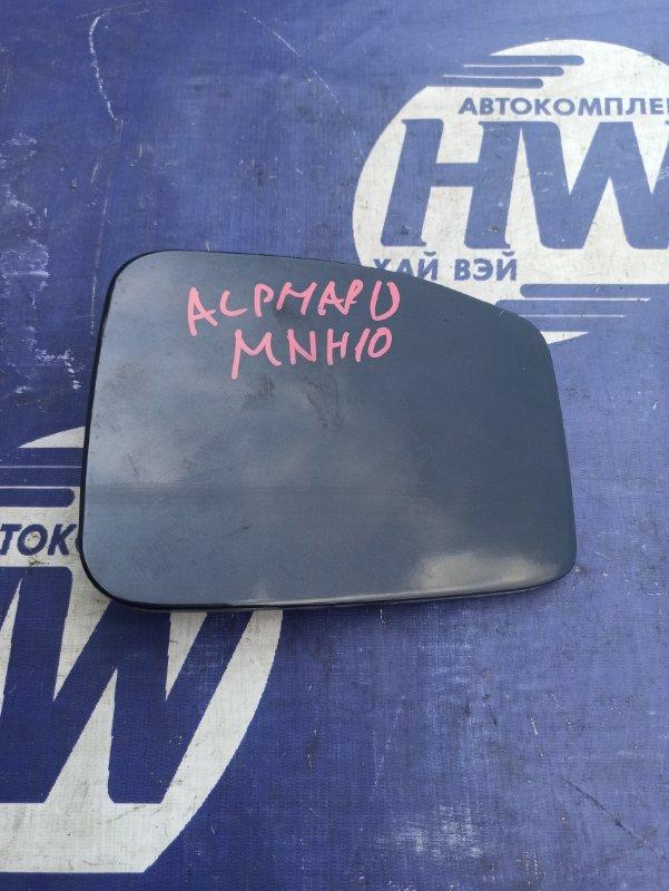 Лючок бензобака Toyota Alphard MNH10 1MZ (б/у)