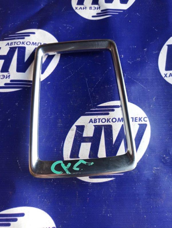 Консоль акпп Mazda Cx-5 KE2FW SH (б/у)