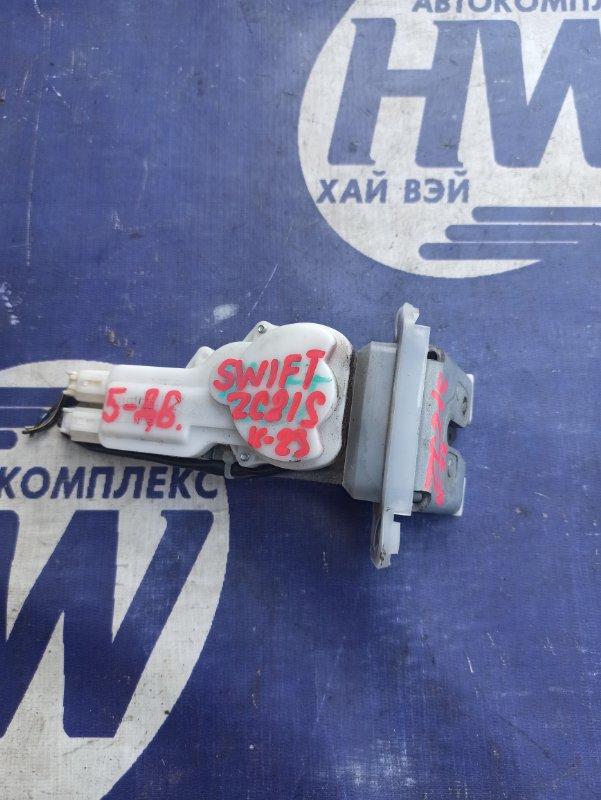 Замок пятой двери Suzuki Swift ZC21S M15A (б/у)