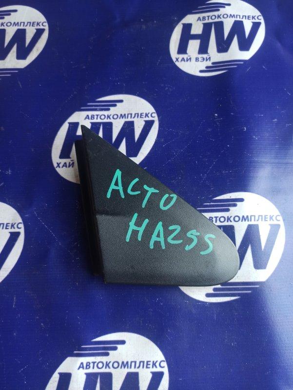 Уголок крыла Suzuki Alto HA25S K6A правый (б/у)