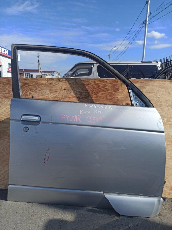 Дверь Daihatsu Pyzar G311G HD передняя правая (б/у)