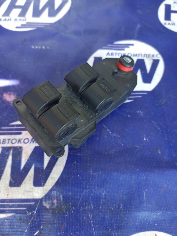 Блок упр. стеклоподъемниками Honda Civic EU3 D17A передний правый (б/у)