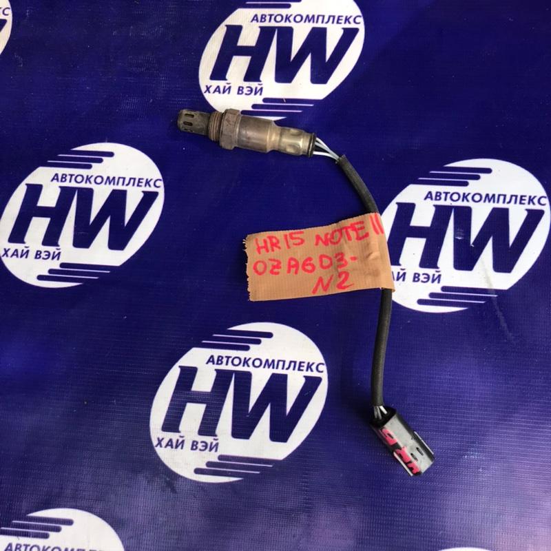 Лямбда-зонд Nissan Note E11 HR15 (б/у)