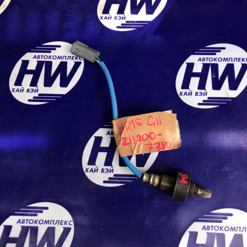 Лямбда-зонд Nissan Bluebird Sylphy G11 HR15 (б/у)