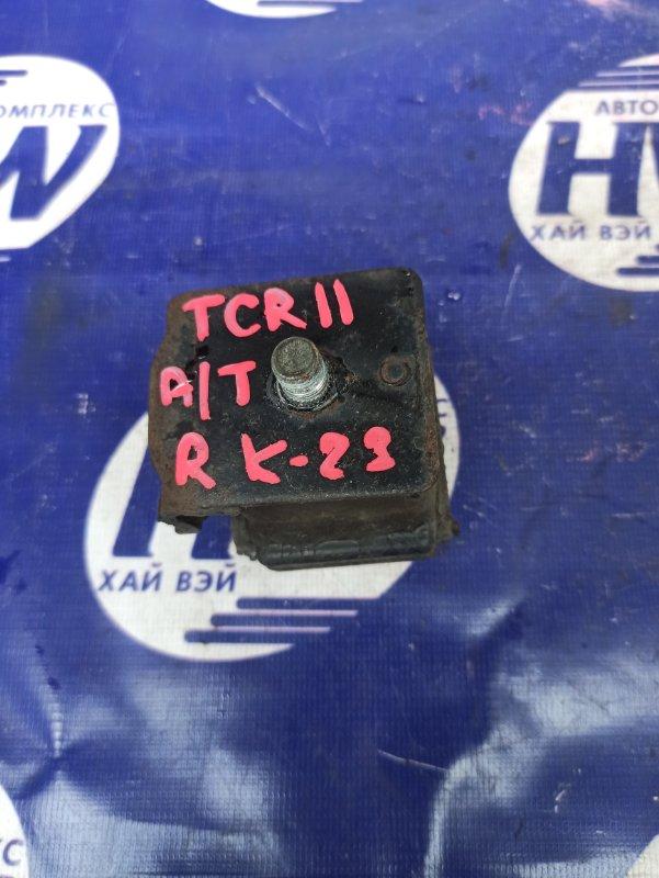 Подушка акпп Toyota Estima TCR11 2TZFZE (б/у)