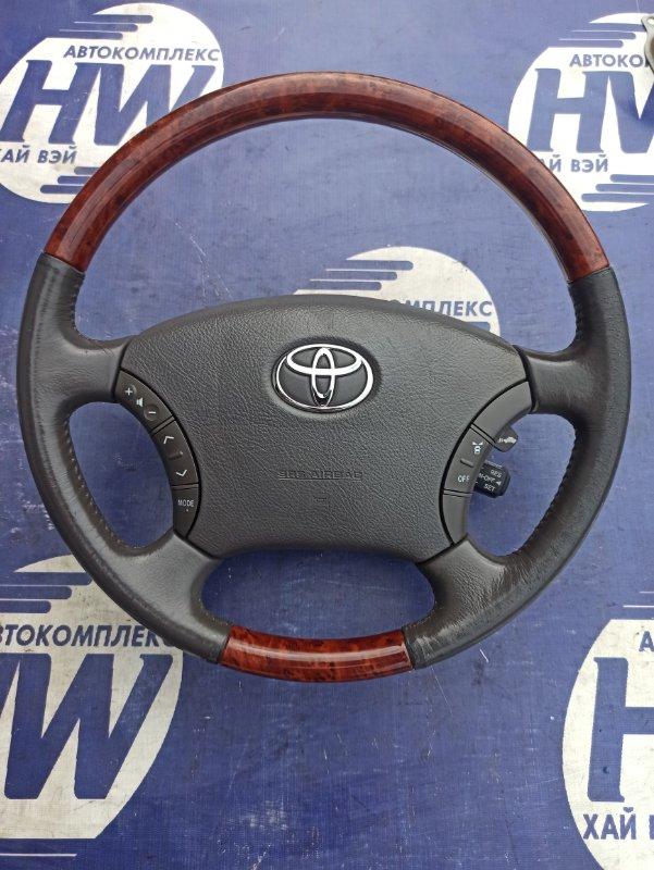 Руль Toyota Alphard MNH10 1MZ (б/у)