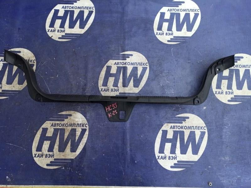 Накладка замка багажника Nissan Laurel HC35 RB20 (б/у)