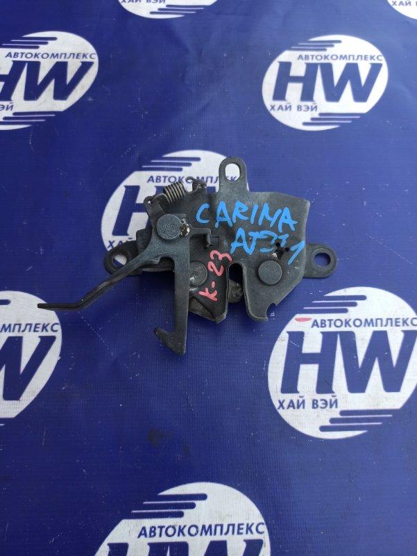 Замок капота Toyota Carina AT211 7A (б/у)