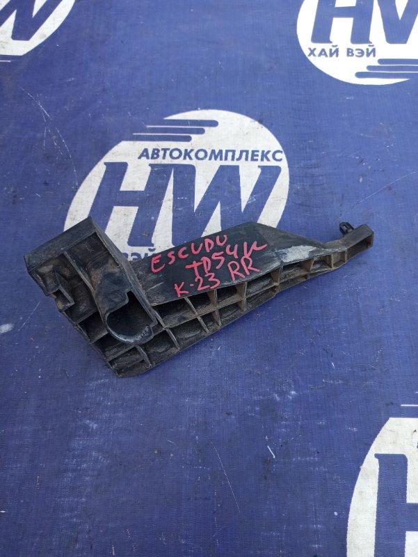 Крепление бампера Suzuki Escudo TD54W J20A заднее правое (б/у)