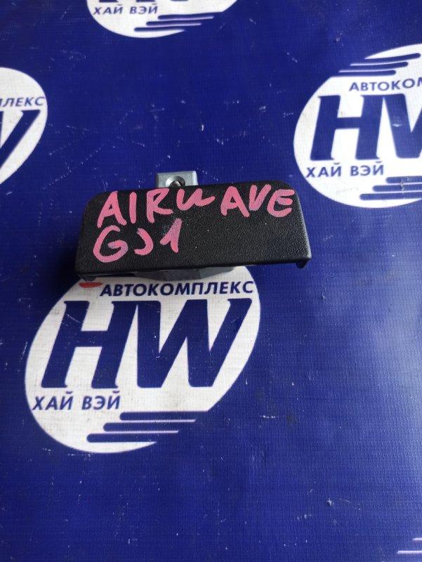 Замок бардачка Honda Airwave GJ1 L15A (б/у)