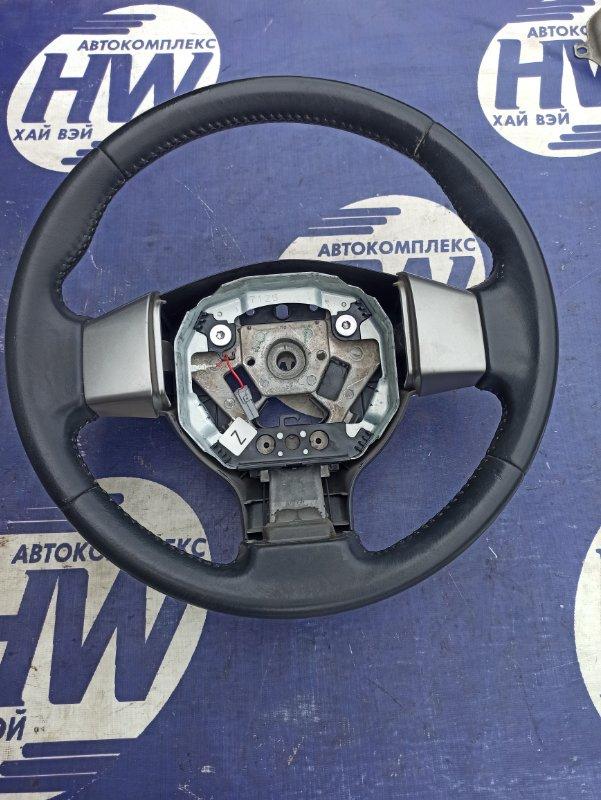 Руль Nissan Tiida C11 HR15 (б/у)