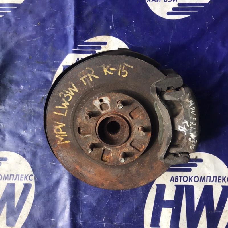 Ступица Mazda Mpv LW3W L3 передняя правая (б/у)