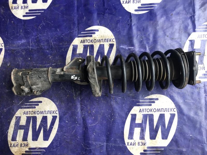Стойка Mazda Mpv LW3W L3 передняя левая (б/у)
