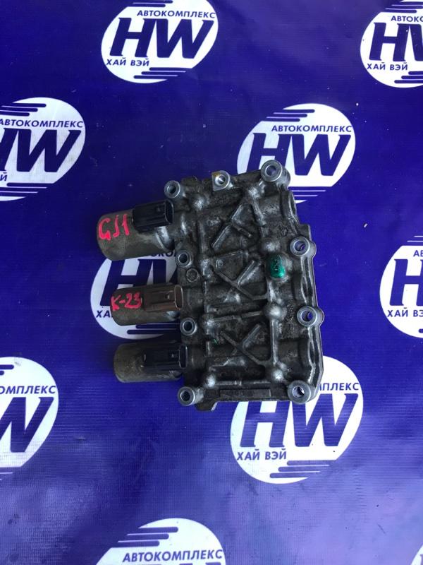Соленоид автомата Honda Airwave GJ1 L15A (б/у)