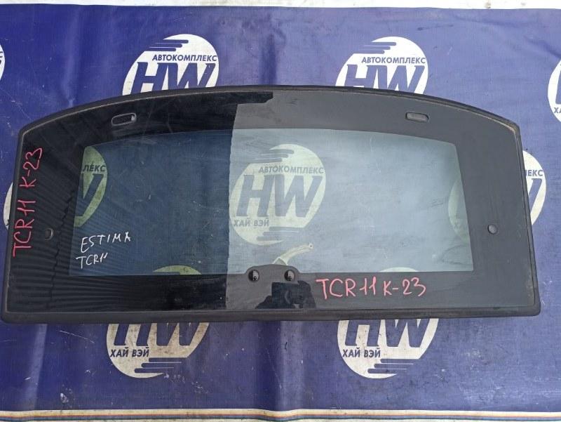 Стекло люка Toyota Estima TCR11 2TZFZE (б/у)