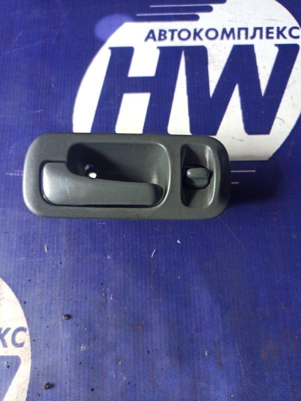 Ручка двери внутренняя Honda Odyssey RA1 F22B задняя левая (б/у)