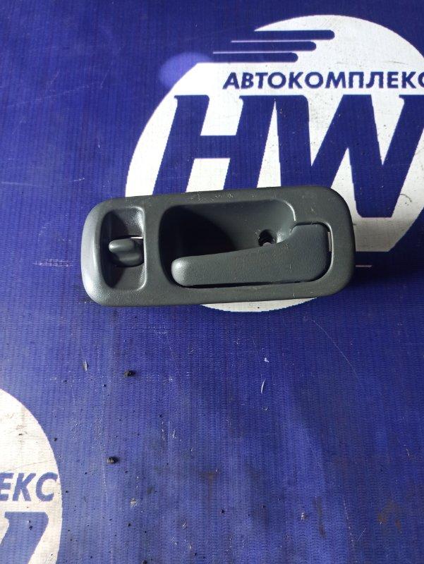 Ручка двери внутренняя Honda Odyssey RA1 F22B задняя правая (б/у)