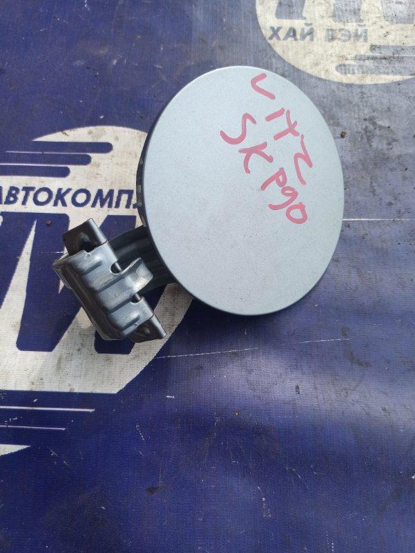 Лючок бензобака Toyota Vitz KSP90 1KR (б/у)