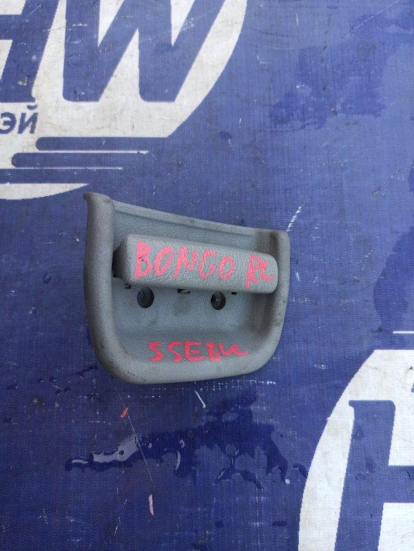 Ручка двери внутренняя Mazda Bongo SSE8W FE задняя левая (б/у)