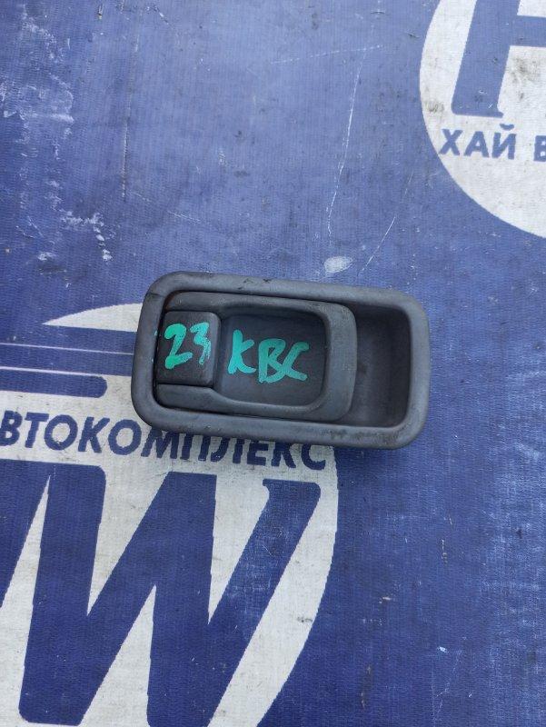 Ручка двери внутренняя Nissan Serena KBC23 SR20DE передняя правая (б/у)