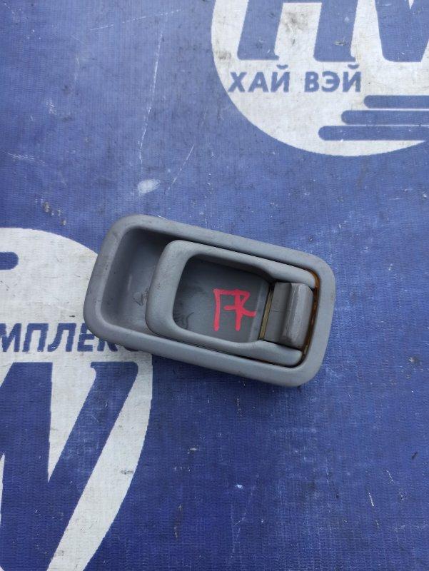 Ручка двери внутренняя Nissan March K11 CG10 передняя правая (б/у)