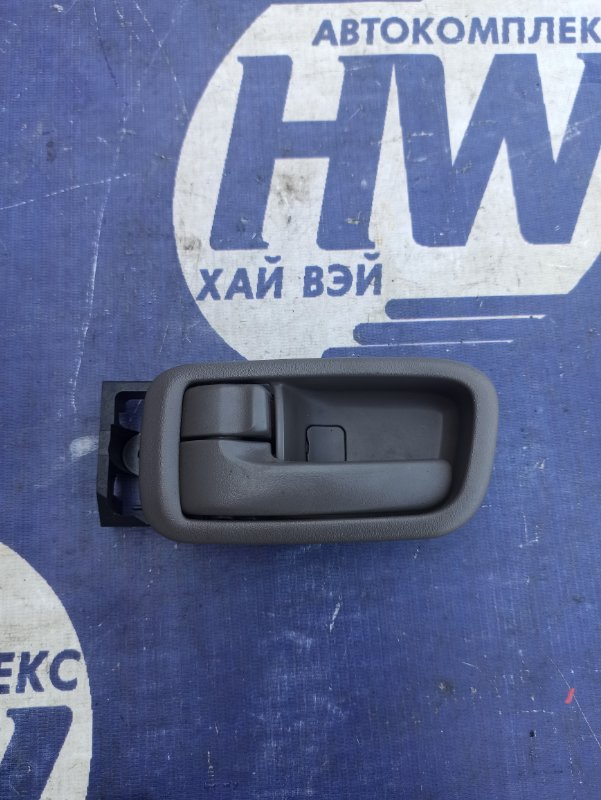 Ручка двери внутренняя Toyota Gaia SXM10 3S задняя левая (б/у)