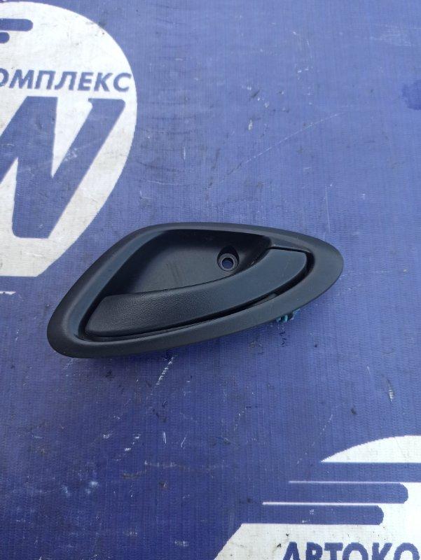 Ручка двери внутренняя Honda Fit GD1 L13A задняя правая (б/у)