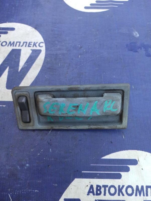 Ручка двери внутренняя Nissan Serena KBC23 SR20DE задняя левая (б/у)